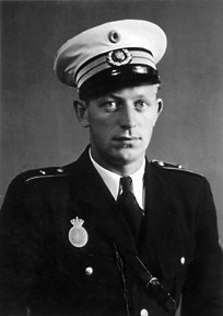Police Officer Knud Dyby